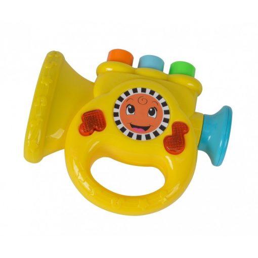 Simba Toys ABC - Trombita hangszer babáknak fénnyel és hanggal (104010077)