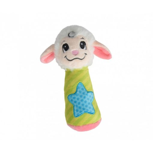 Simba Toys ABC - Sípoló plüss babajáték - bárány (104010124)