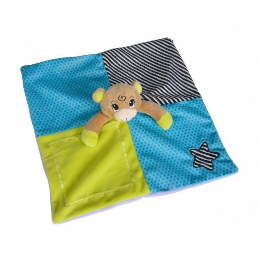Simba Toys ABC - Plüss alvókendő babáknak - maci (104010127)