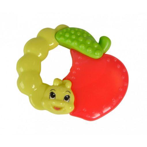 Simba Toys ABC - Hűsítő, gyümölcs alakú rágóka babáknak - alma (104010171)