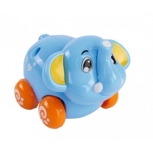 Simba Toys ABC - Guruló, vidám, bólogató állat babáknak - elefánt (104012074)