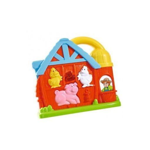 Simba Toys ABC - Állatfarm fénnyel és hanggal (104014312)