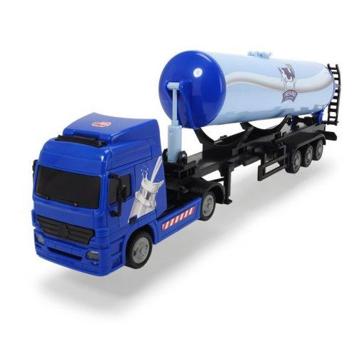 Dickie Toys City - Tejszállító kamion 42cm (203747001)