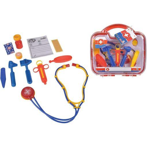 Simba Toys Doctor - 12 részes játék orvosi táska (105542578)