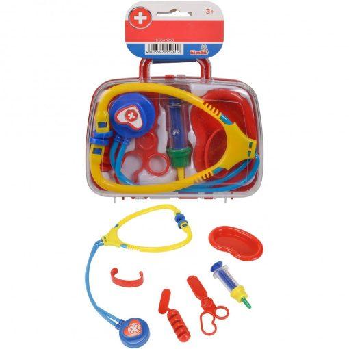 Simba Toys Doctor - 7 részes játék orvosi táska tállal (105545260)