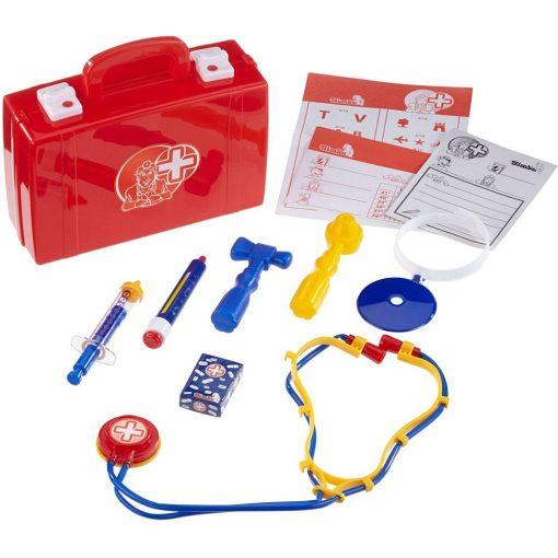 Simba Toys Doctor - 9 részes játék orvosi táska (105548763)