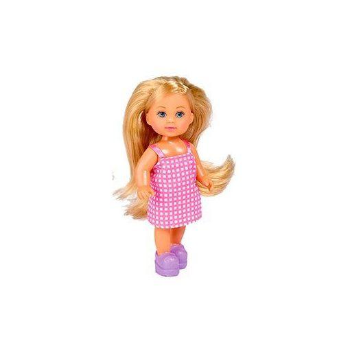 Simba Toys Evi Love - Evi baba kockás nyári ruhában (105737988)