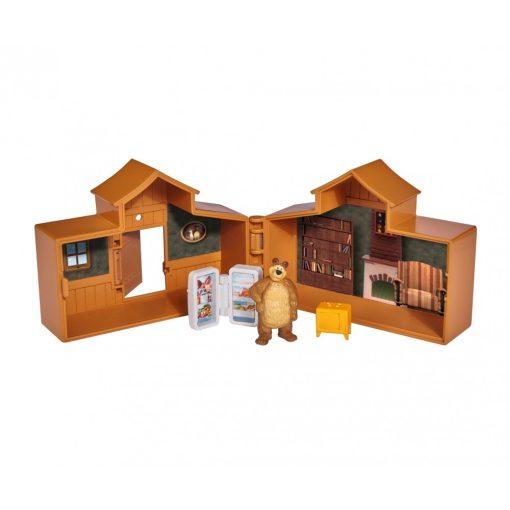 Simba Toys Mása és a medve - Mini játékszett - Medve háza (109301039)