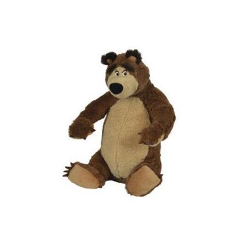 Simba Toys Mása és a medve - Plüss ülő medve 25cm (109301071)