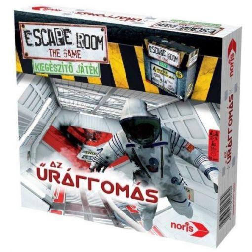 Noris Escape Room - Az űrállomás kiegészítő játék (606101642006)