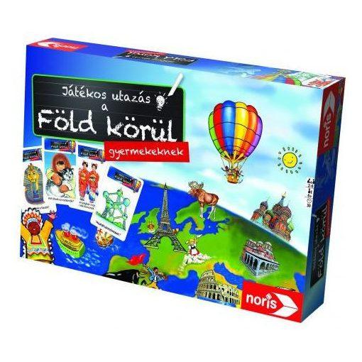 Noris - Föld körüli utazás gyermekeknek (606071908006)