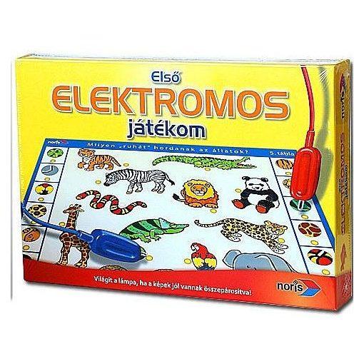 Noris - Első elektromos játékom (606013714006)