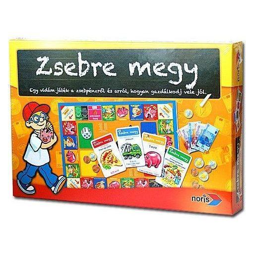 Noris - Zsebre megy (606076345006)
