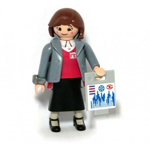 Playmobil 70139 Dr. Grim zsákbamacska figura 2. sorozat