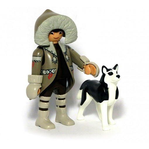 Playmobil 70139 Inuit zsákbamacska figura 2. sorozat