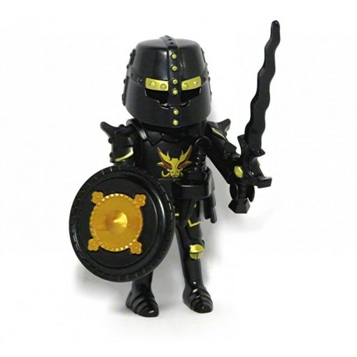 Playmobil 70139 Fekete lovag zsákbamacska figura 2. sorozat