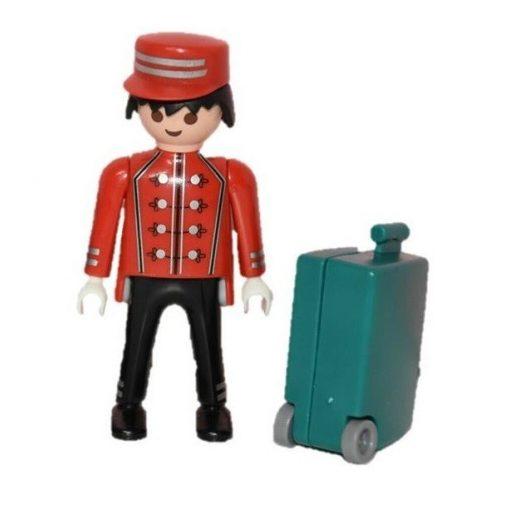 Playmobil 70159 Londiner zsákbamacska figura 16. sorozat (fiúknak)