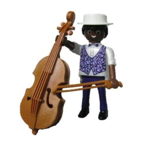 Playmobil 70159 Zenész zsákbamacska figura 16. sorozat (fiúknak)