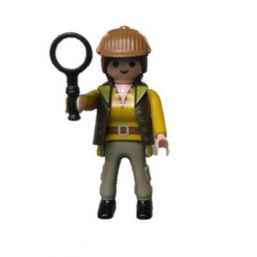 Playmobil 70160 Nyomozó zsákbamacska figura 16. sorozat (lányoknak)