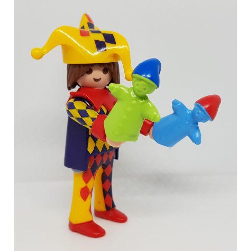 Playmobil 70242 Bábművész zsákbamacska figura 17. sorozat (fiúknak)