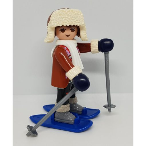 Playmobil 70243 Eszkimó zsákbamacska figura 17. sorozat (lányoknak)
