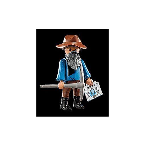 Playmobil 70288 SCOOBY-DOO! - Aranyvadász bányász zsákbamacska figura 1. sorozat