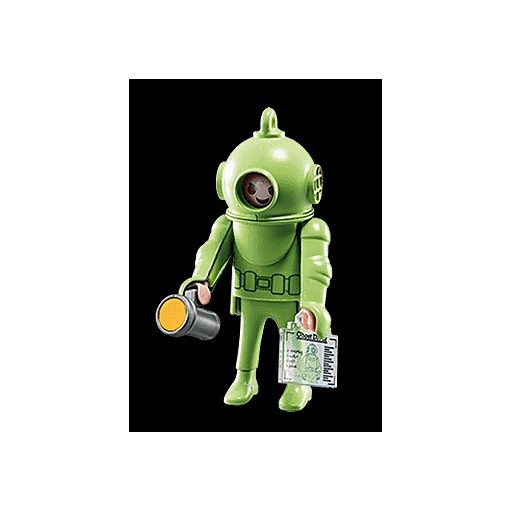Playmobil 70288 SCOOBY-DOO! - Cutler kapitány szelleme zsákbamacska figura 1. sorozat
