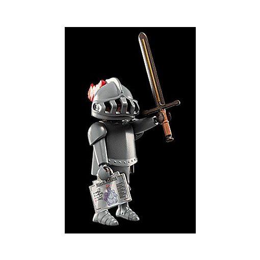 Playmobil 70288 SCOOBY-DOO! - Fekete lovag zsákbamacska figura 1. sorozat