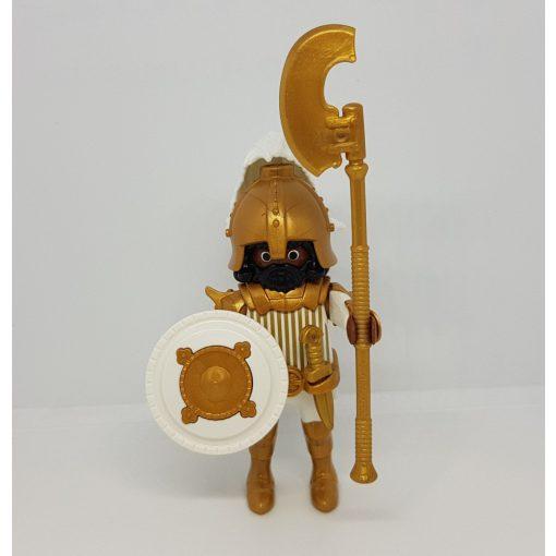 Playmobil 70369 Arany harcos zsákbamacska figura 18. sorozat (fiúknak)