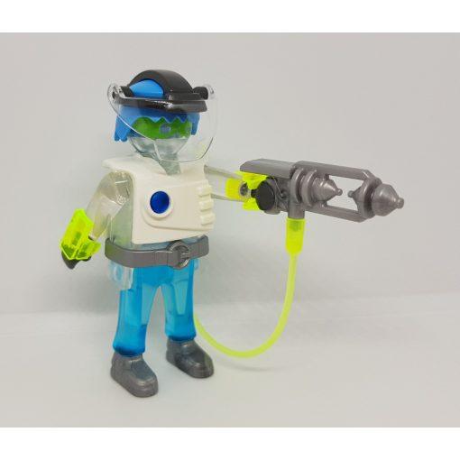 Playmobil 70369 Cyborg zsákbamacska figura 18. sorozat (fiúknak)