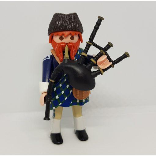 Playmobil 70369 Skótdudás zsákbamacska figura 18. sorozat (fiúknak)