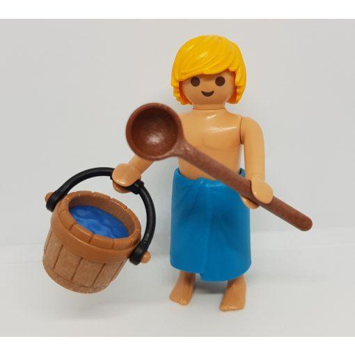 Playmobil 70369 Szaunázó zsákbamacska figura 18. sorozat (fiúknak)