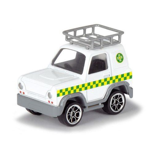 Dickie Toys Sam, a tűzoltó - Mentő járművek - Vet 4x4 (203091000038)