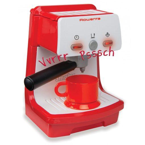 Smoby 310546 Rowenta Espresso játék kávéfőző fénnyel és hanggal